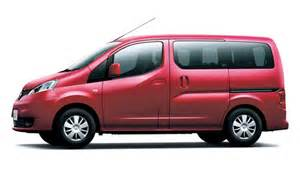 Nissan Nv200 Weight Nissan Nv200 Vanette 16x 2r At 1 6 2010 Japanese