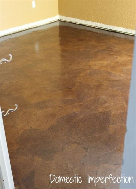 Paper Bag Procedure - brown paper bag flooring how to beautiful brown paper