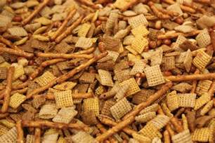 near to nothing favorite chex mix