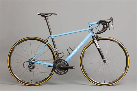 Handmade Cycles - custom superlight road bike v3 cycles