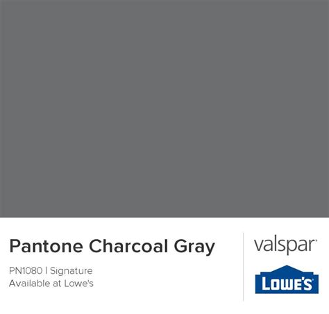 pantone charcoal gray from valspar library room valspar pantone and house