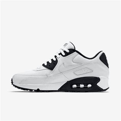 Sepatu Olahraga Casual Nike Airmax Zero White List Black Original sepatu casual nike air max 90 essential white original