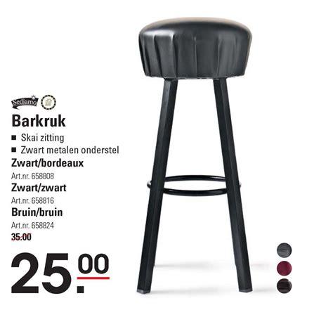 meubilair sligro simple barkruk with barkrukken sligro