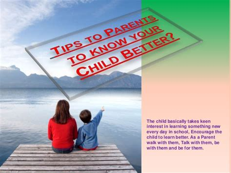 techniques for learning something new every day srinivas katam tips to parents to your child