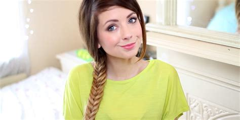 Or Zoella Zoella S 10 Best Hair And Tutorials Huffpost Uk