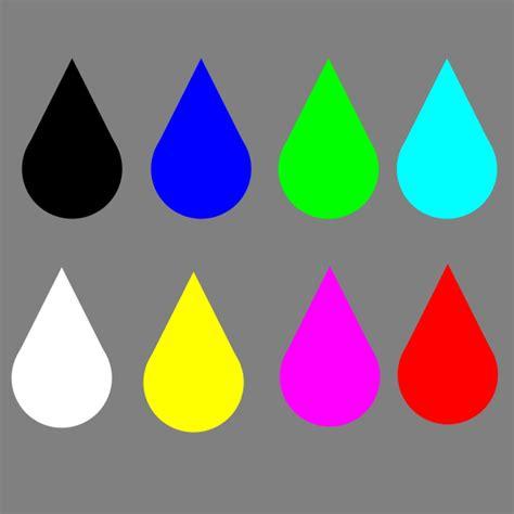 rain drop template cliparts co