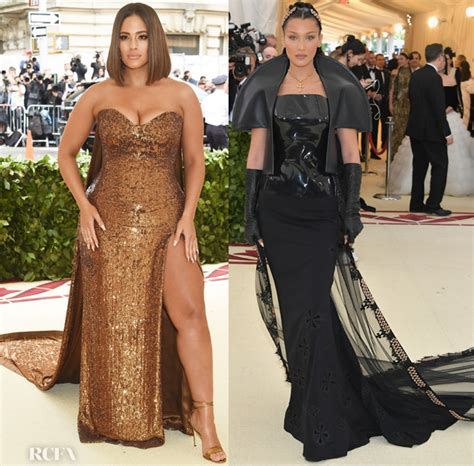 Who Wore It Better Carpet Style Awards 3 by Models 2018 Met Gala Carpet Fashion Awards