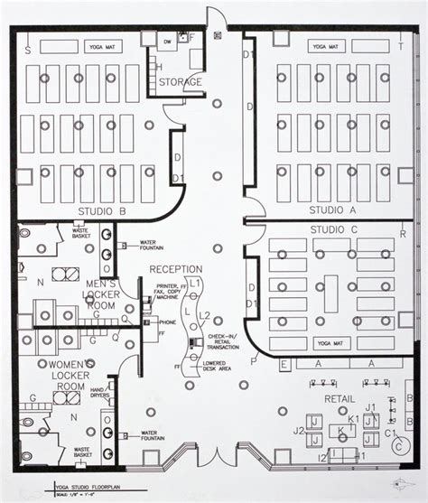 Yoga Studio Floor Plan | asid competition 2011 samara tumonong