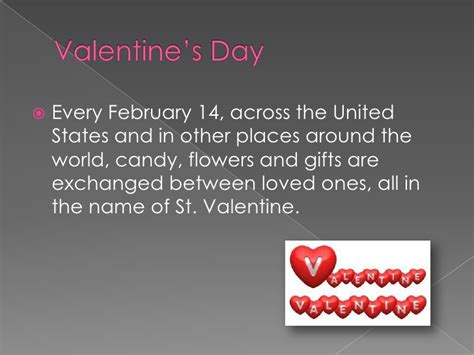 7 Facts On Valentines Day by S Day Facts