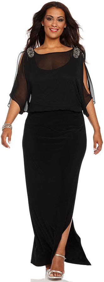 plus 5 black plus size models you should know ebony 5 plus size black gowns that you will love curvyoutfits com