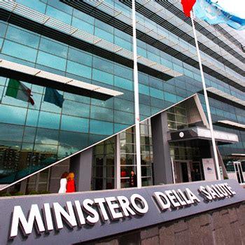 sede ministero della salute il nuovo assetto degli uffici centrali e periferici e le