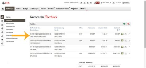 ubs bank filialen schweiz ubs