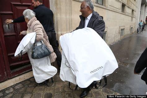 kim kardashian engagement dress valentino kim kardashian dons plunging black gown invades paris