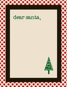 Free Santa Reply Letter Template Gallery For Gt Letter To Santa Template Pdf