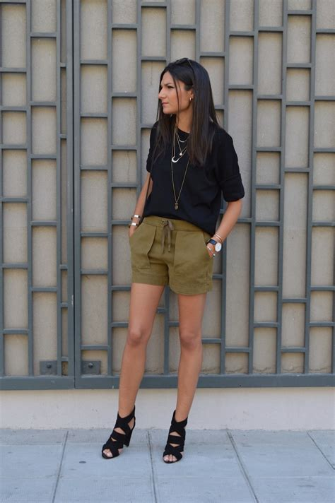 june 2015 calendar hair styles blog mon petit short kaki june sixty five blog mode