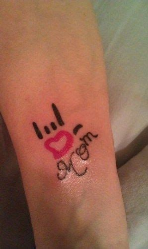 tattoo language 25 best ideas about sign language on