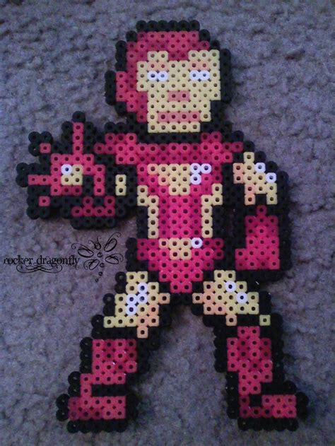 how to iron perler perfectly 17 best images about perler marvel on