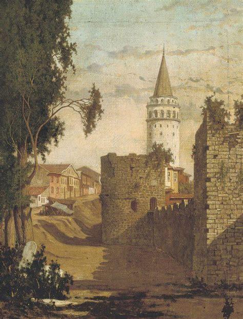 ottoman imperial istanbul galata kulesi istanbul galata kulesi pinterest