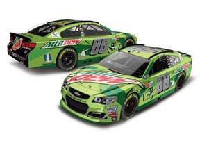 dale jr new car 2017 dale earnhardt jr 88 mountain dew 1 24 diecast car