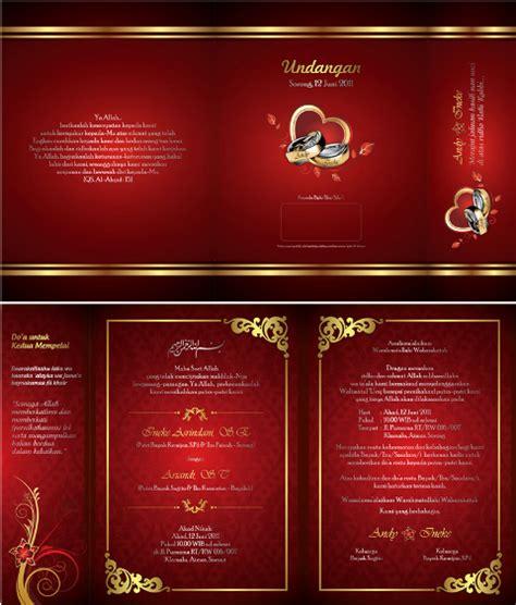 background design undangan pernikahan undangan andis gallery