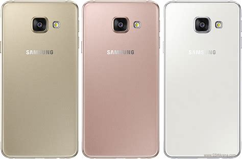 Hp Samsung A3 Warna Gold samsung galaxy a3 2016 pictures official photos