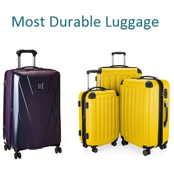 most rugged luggage the most durable luggage in 2018 travel gear zone
