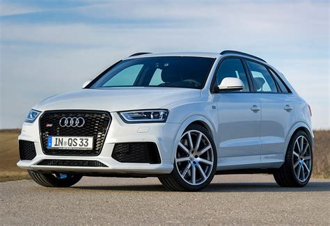 Audi Q3 Information by 2014 Audi Rs Q3 Mtm Specifications Photo Price