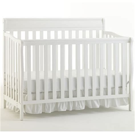 Stanton Graco Crib by Graco Cribs Stanton 4 In 1 Convertible Crib In White Free Shipping