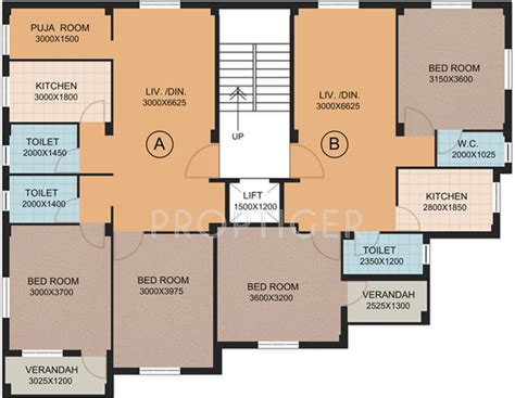 950 sq ft 2 bhk 2t apartment for sale in modi properties 950 sq ft 2 bhk 2t apartment for sale in roytech group
