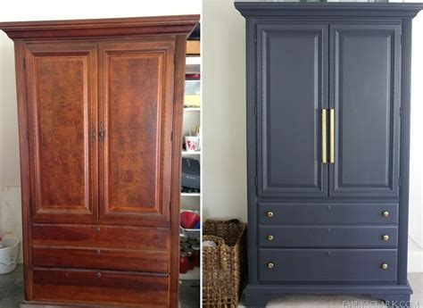 Wardrobe Makeover Ideas by 6 Inspiring Makeovers Your Wardrobe Would Armoires