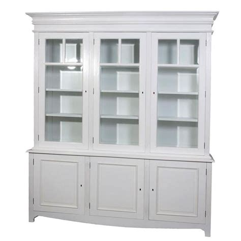 provincial bookcase white fabulous furniture