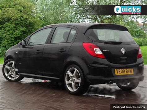 used 2008 vauxhall corsa 1 7 cdti sri 5dr for sale in
