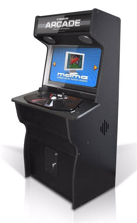 X Arcade Machine Cabinet Review by 32 Quot Pro Upright Xtension Arcade Cabinet For The X Arcade