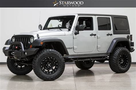 Jeep Mw3 Starwood Motors 2012 Jeep Wrangler Unlimited Call Of Duty