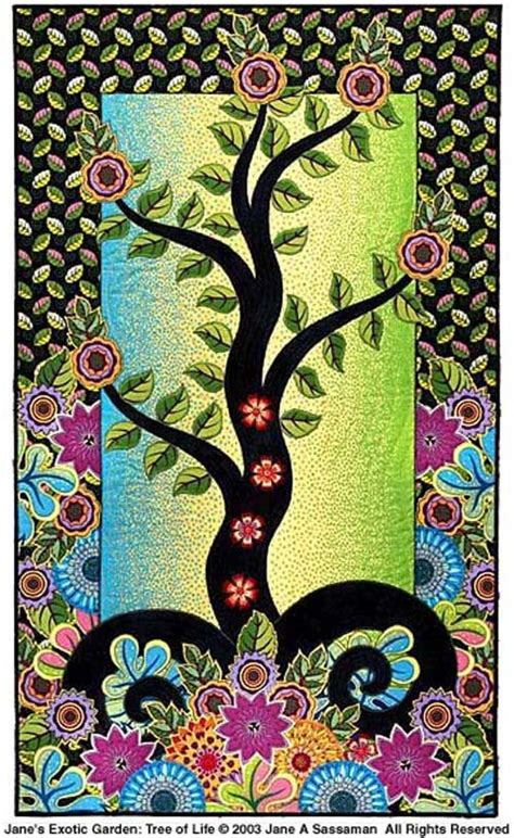 tree of quilt free quilt pattern