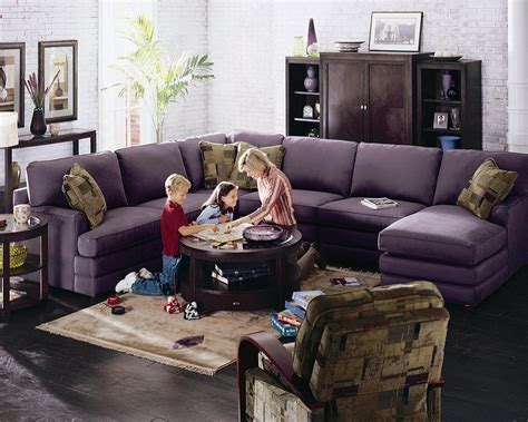 surprising purple sectional sofa decorating ideas images confortable purple 5 piece lazy boy sectional sofa with