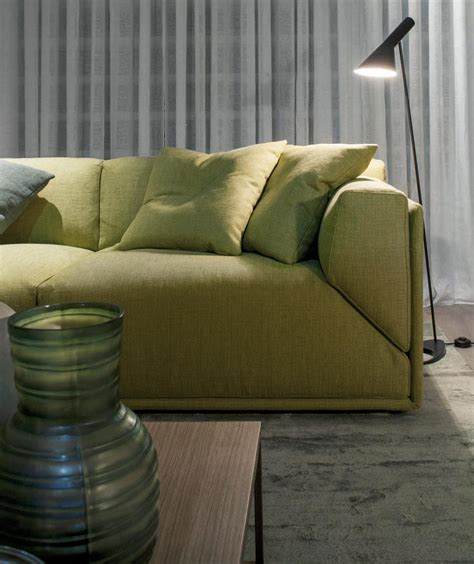 bacon sofa bacon kuoio lounge sofas from meridiani architonic