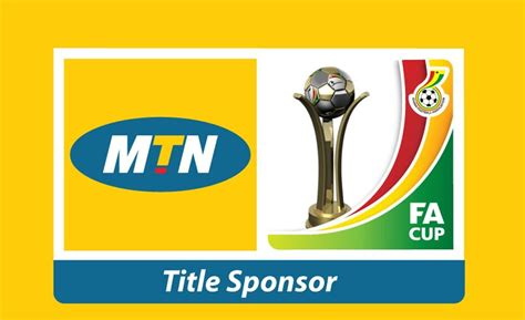 fa cup logo mtn fa cup matches for round of 64 prime news ghana