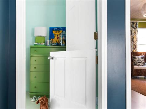 Interior Split Door How To Make A Diy Interior Door Hgtv