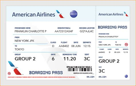 airplane boarding pass template large airline tickets order novelty airline tickets