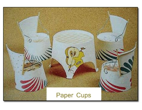 Paper With Children - and craft for with paper cups ye craft ideas