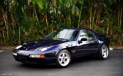 widebody porsche 928 factory widebody 1991 porsche 928 s4 xx8 for sale on bat