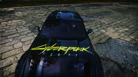 speed  wanted ford cyberpunk  vinyl nfscars