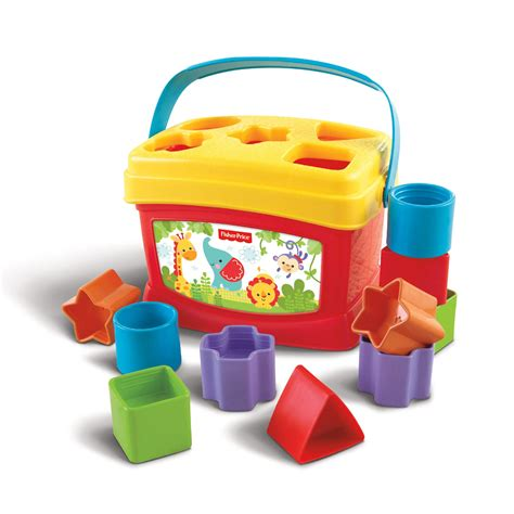 Fisher Price Babys First Blocks - £11.00 - Hamleys for ...