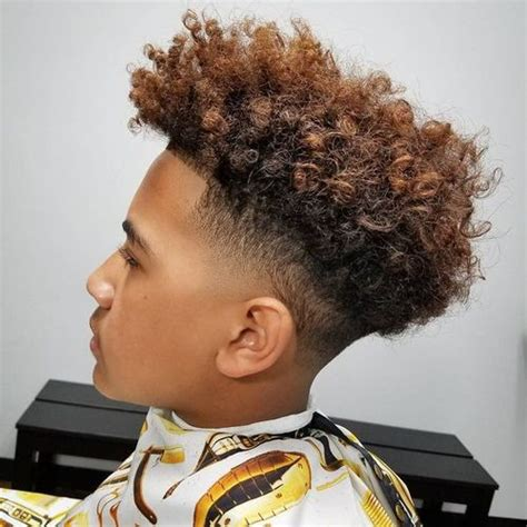haircuts nappy hair guys best taper fade haircuts for men
