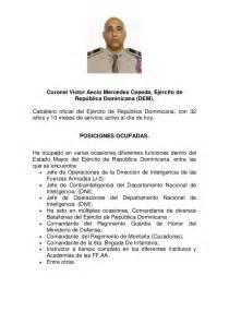 Curriculum Vitae Academia by Curriculum Vitae De Coronel V 237 Ctor Aecio Mercedes Cepeda