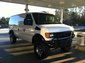 Ford E350 4x4 For Sale Buy Used 2006 E350 6 0l Diesel 4x4 Custom For Sale In