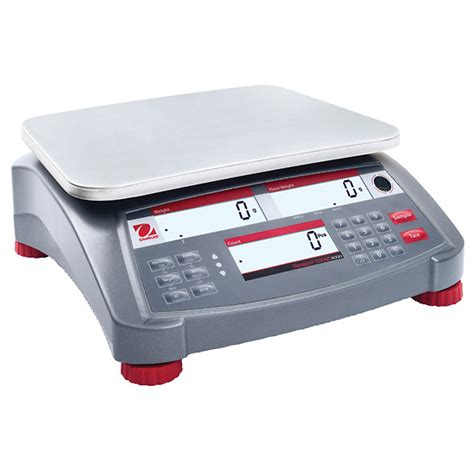 scales scales counting ohaus ranger count 3000 compact digital counting scale 6lb x 0 002lb ohaus ranger 4000 rc41m3 compact counting scale 3000 g x 0 1 g from davis instruments