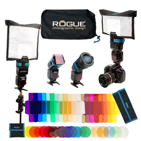 Promo Rogue Flash Bender Ii Large Softbox Kit Bagus rogue flashbender 2 portable lighting kit rogue photographic design