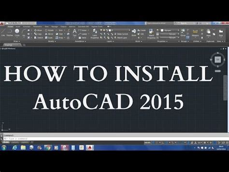 autocad 2015 full version setup full download autocad 2015 how to download and install